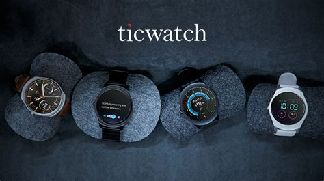 ticwatch 2 active 42mm ultra light silky