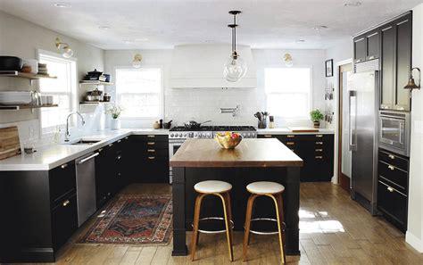 black gloss kitchen ideas 31 black kitchen ideas for the bold modern home