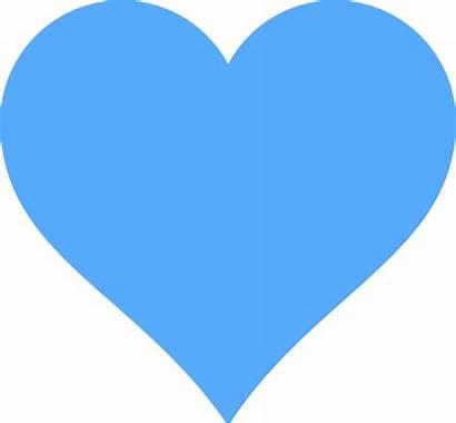 Heart Clipart Clip Vector Azure Clker Clipartpanda