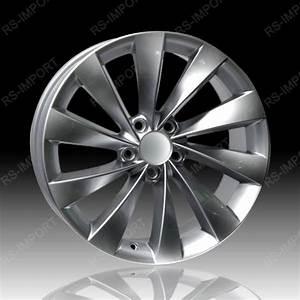 Jantes Alu Volkswagen : 4 jantes alu pour volkswagen scirocco 17 silver rsi456 ~ Dallasstarsshop.com Idées de Décoration