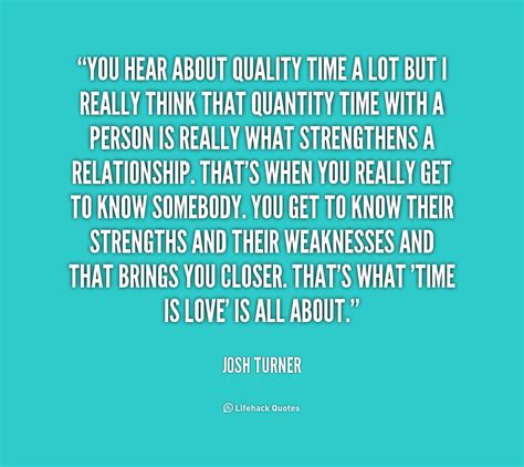 Quality Time Quotes Sayings