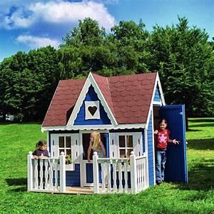 Spielhaus Holz Garten : kinder spielhaus promadino schwalbennest holzhaus ~ Articles-book.com Haus und Dekorationen