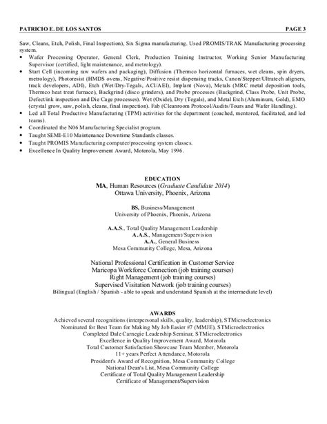 1 resume pat technical 2013