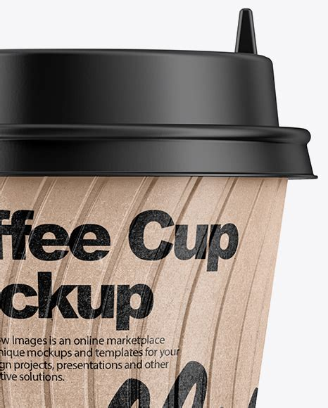 Coffee cup with holder free mockups to showcase your branding design in a photorealistic style. Matte Coffee Cup Mockup in Cup & Bowl Mockups on Yellow ...