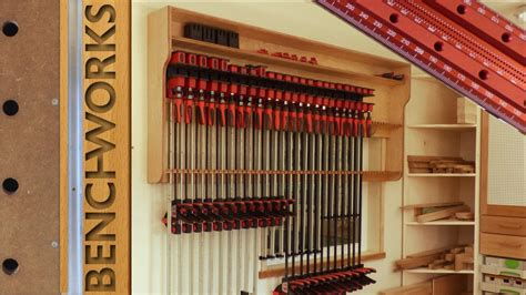making  clamp rack  bessey krvezs youtube