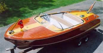 Old Wooden Speed Boats For Sale Photos