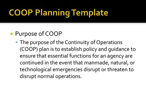 coop planning joplin aar   items powerpoint