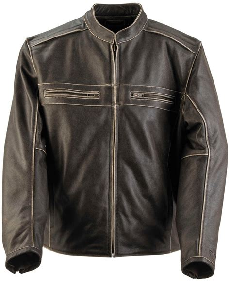 cheap motorcycle leathers 229 77 black brand mens two lane leather jacket 264610