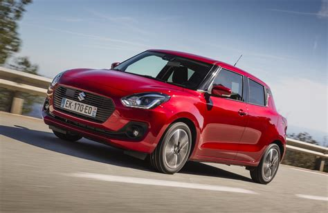News - All-New Suzuki Swift Confirmed For June Oz Arrival