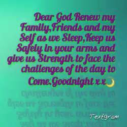 Good Night Family and Friend Quotes