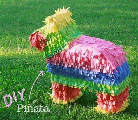 pinata selber machen ohne luftballon pinata basteln feiern sie nach einer alten chinesischen tradition