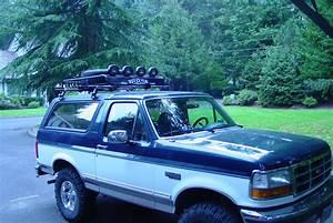 Early Bronco Original Roof Rack - Food Ideas