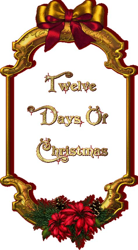 This Writer's World & Plot Bunnies The Twelve Days Of Christmas Blogoversary Contest