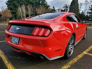 Used 2016 Ford Mustang EcoBoost Premium for sale in Eugene, Oregon by Summers Car Company