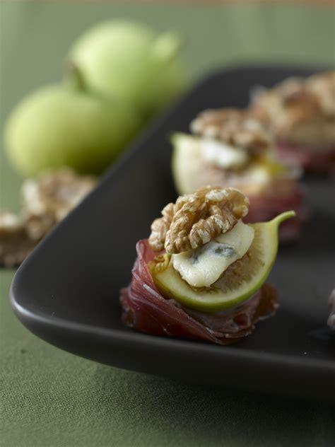 fig  walnut amuse bouche recipe relish