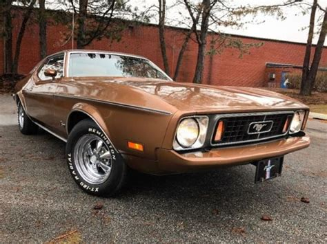 car owners manuals for sale 1973 ford mustang auto manual 1973 ford mustang antique car ellisville il 61431