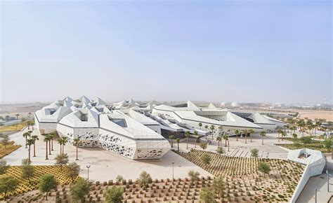Zaha Hadid Architects' New Energy Research Centre Is Fit