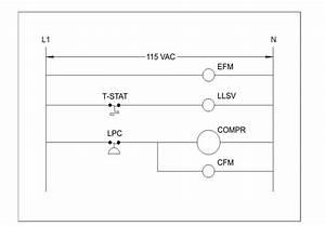 Pump Down System Wiring Diagram