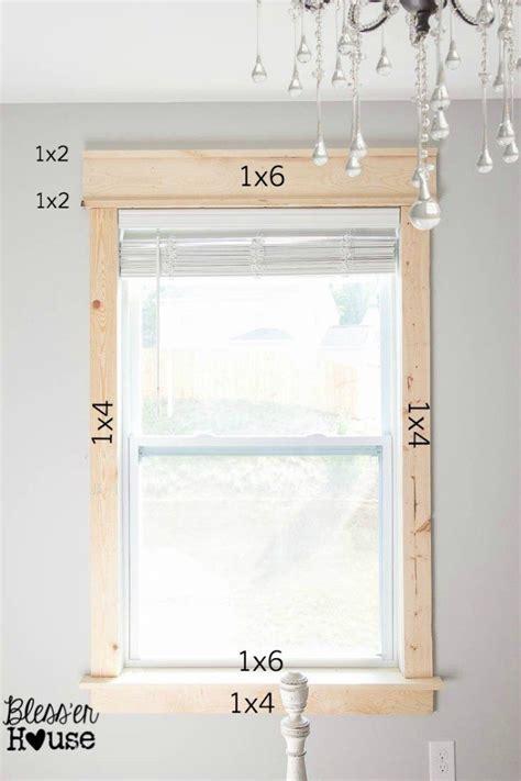 Window Sill Covers Diy by Diy Window Trim The Easy Way