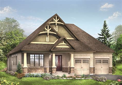 Elm (bungalow)  60ft Collection In Manotick Minto
