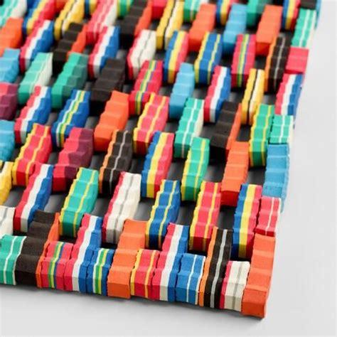 recycled flip flop doormat 91 best welcome mats images on door rugs