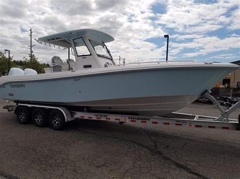Used Everglades Boats For Sale In Florida by Everglades New And Used Boats For Sale