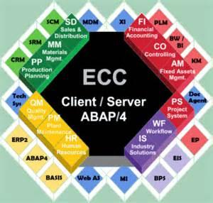 SAP ECC Modules