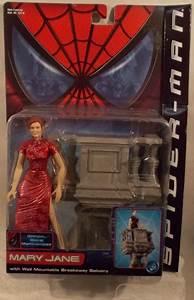 Spider-Man Movie Series 2 - Mary Jane Red Shiny Dress (MOC ...