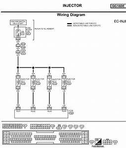 Where Can I Get The Schematic For A 2001 Nissan Sentra  I Need The Injector And Starter Coil