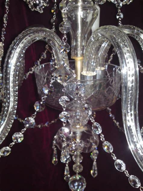 1950s bohemian chandelier