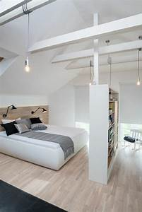 chambre adulte sous pente chaioscom With chambre en sous pente