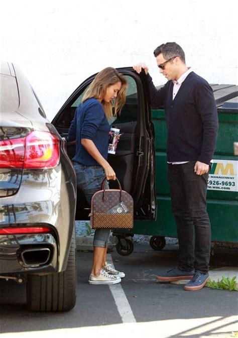 jessica alba  cash warren pick     celebrity cars blog