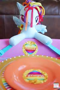 My Little Pony Party Decoration Ideas