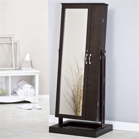 full length mirror jewellery cabinet jewelry mirror cabinet full length jewelry ufafokus com
