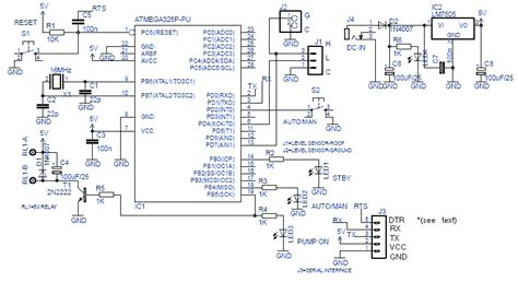 Atmega328p-pu Circuit Diagram
