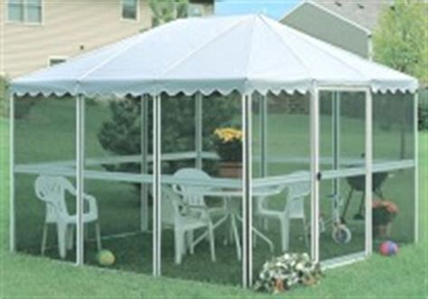 free standing screen rooms deck enclosures square