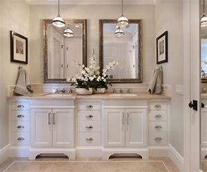 Elegant, White, Bathroom, Vanity, Ideas, 55, Most, Beautiful, Inspirations, 05, U2013, Goodsgn