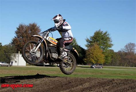 can am motocross bikes can am dirt bike build part one off road com
