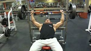 Proper Incline Barbell Bench Press Execution - YouTube