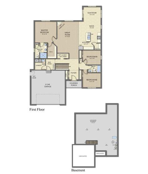 richmond  plans  fully customizable build
