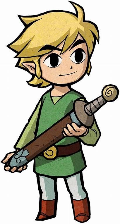 Zelda Minish Cap Legend Characters Link Wiki