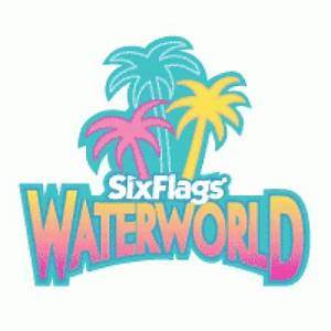 Six Flags Waterworld Logo Vector (EPS) Download For Free