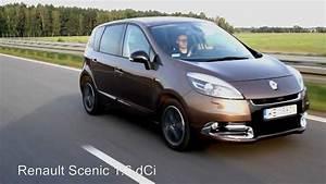 Renault Scénic Edition One : test renault scenica 1 6 dci bose edition youtube ~ Gottalentnigeria.com Avis de Voitures