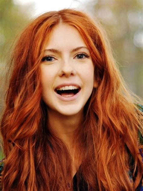 Image Result For Natural Red Hair Natural Red Hair Dyed