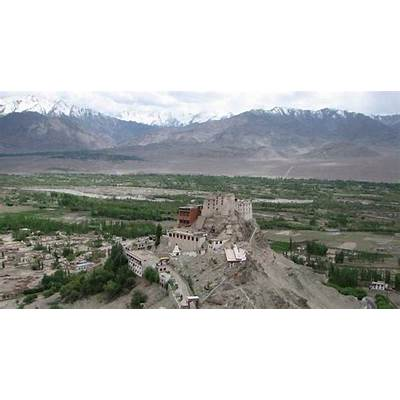 THIKSEY MONASTERY: Ladakh offers respite from India's