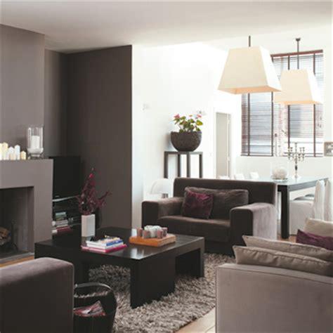 decoration taupe et blanc 30 id 233 es peinture salon aux couleurs tendance salons bright rooms and living rooms