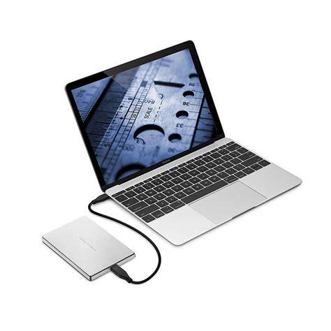 "Any pc/mac® with usb 3.0. LaCie Porsche Design 1TB 2.5"" USB-C"