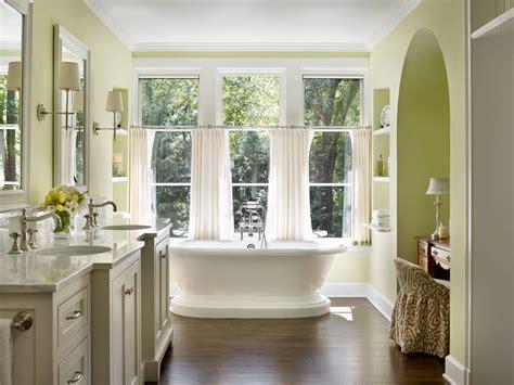 20 Ideas For Bathroom Window Curtains Housely
