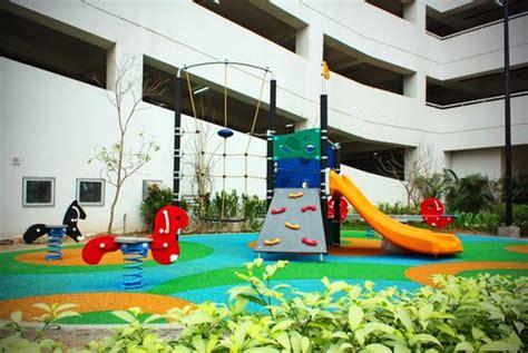 gambar desain taman bermain anak anak nyaman terbaik