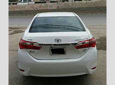 Toyota Xli 2014 New Model Price In Pakistan
